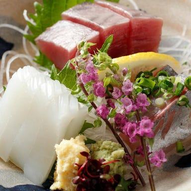 日本酒と手打ち蕎麦 御徒町 和楽庵 はなれ コースの画像