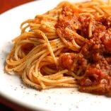 ミート?!トマト?!スパゲティ