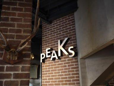 SanFrancisco Peaks  店内の画像