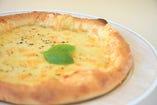 ピッツァ ダブルチーズ