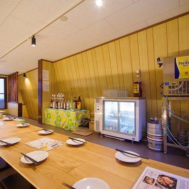 湯島大衆バル 鶏ットリア ~torittoria~(トリットリア) 店内の画像