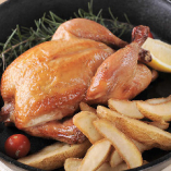 『鶏ットリア』ローストハーブチキン