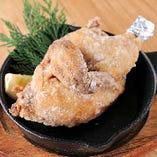 『鶏ットリア』オリジナルフライドチキン