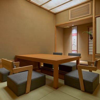 九州の旬 博多廊 法善寺店  店内の画像