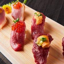 彩り豊かな肉料理が多数