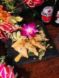 マルタバク インドネシア風揚げチヂミ