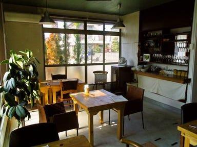ピッツェリア イル・ロスパッチョ  店内の画像