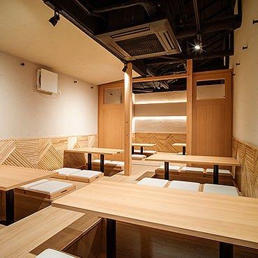 五反田 鮨 SUSHI TOKYO 81  店内の画像