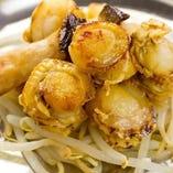 新鮮貝柱バター【新鮮食材】