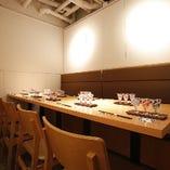 ご宴会向き 7~10名様用個室