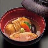 金沢郷土料理合鴨の治部煮