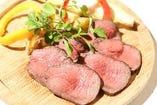 【低温調理】 九州産のお肉を厳選仕入れ◎お好みの焼き加減で♪