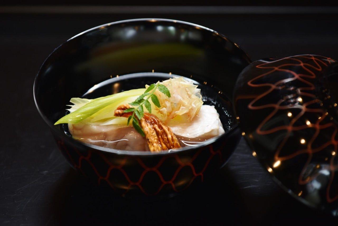 日本料理 五感