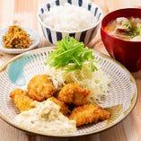 【桜島鶏】チキン南蛮定食