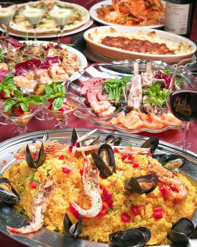 お客様の門出にふさわしいお料理をご提供いたします!