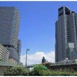 バイキングレストラン ラ・ベランダ アパホテル大阪肥後橋駅前