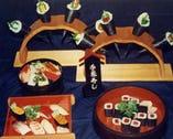寿司いろいろ御注文に応じます