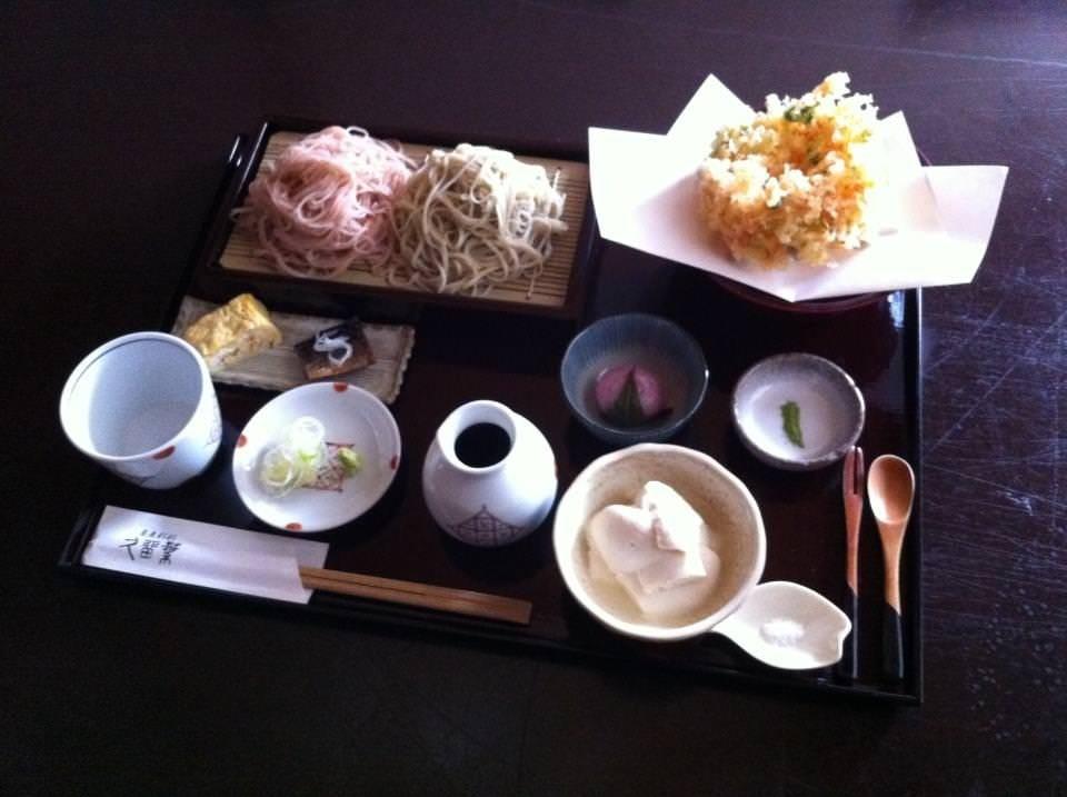 蕎麦彩彩 久留葉