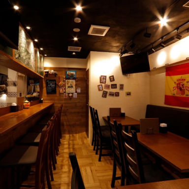 貸切個室×ダイニングカフェ ジャヌーラ 浜松町・大門店 店内の画像