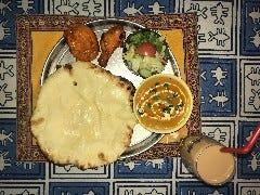 インド料理 ナマステ マハラジャ 八雲通店