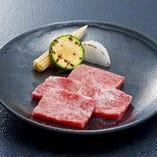 極上飛騨牛一口ステーキ(80g)