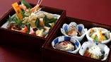 和食よひらならではの優美さと美味しさでお愉しみください。