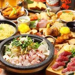 熟成地鶏と九州個室居酒屋 ばりうま屋 立川店