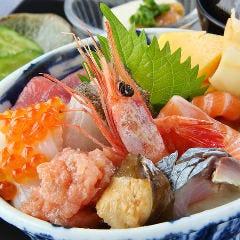 豪華9種盛り 海鮮丼