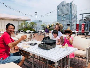 星空BBQ&ビアテラス 静岡パルシェ  メニューの画像