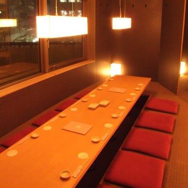 全席個室 ウメ子の家 札幌駅前店 店内の画像