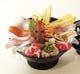名物の歌舞伎丼です
