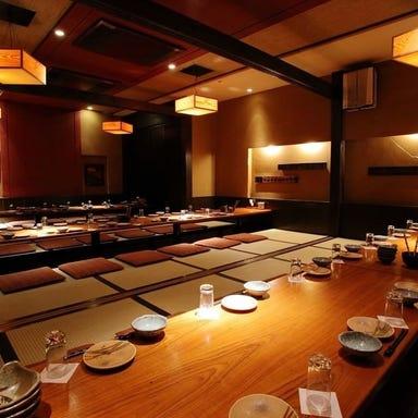 和食居酒屋 咲くら 横浜店  店内の画像