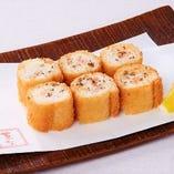 海老の揚げパン