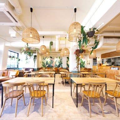 薪窯PIZZA・CAFE NORTH GARDEN~ノースガーデン~ 店内の画像