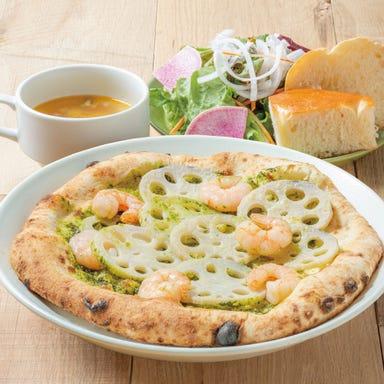 薪窯PIZZA・CAFE NORTH GARDEN~ノースガーデン~ メニューの画像