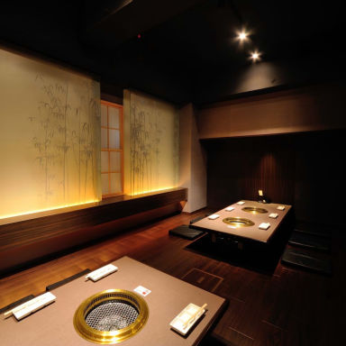 焼肉 仙蔵  店内の画像