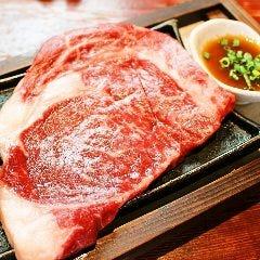 石垣産美崎牛のサーロインステーキ