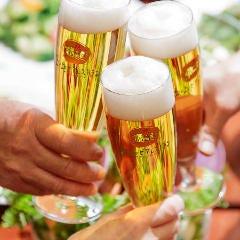 キリン神戸工場の作りたて新鮮樽生ビールをぜひ