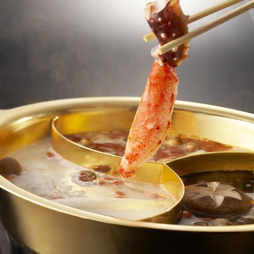 小尾羊薬膳スープ