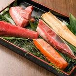 産地直送の厳選した新鮮な鮮魚【国内】
