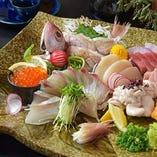 【料理長の熟練技】見た目にも美しい絶品料理をお愉しみ下さい
