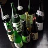 十四代、飛露喜、田酒、黒龍、伯楽星など地酒を個室でどうぞ!