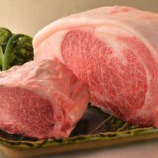 A5ランク松阪牛の上質な旨みと香り
