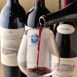 [至福の一杯] 特別な日に相応しいお酒も多数ご用意しております