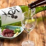 【厳選美酒を満喫】 滋賀の地酒を中心に甘口から辛口まで揃える
