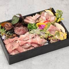 【TAKEOUT】お肉どっさり弁当