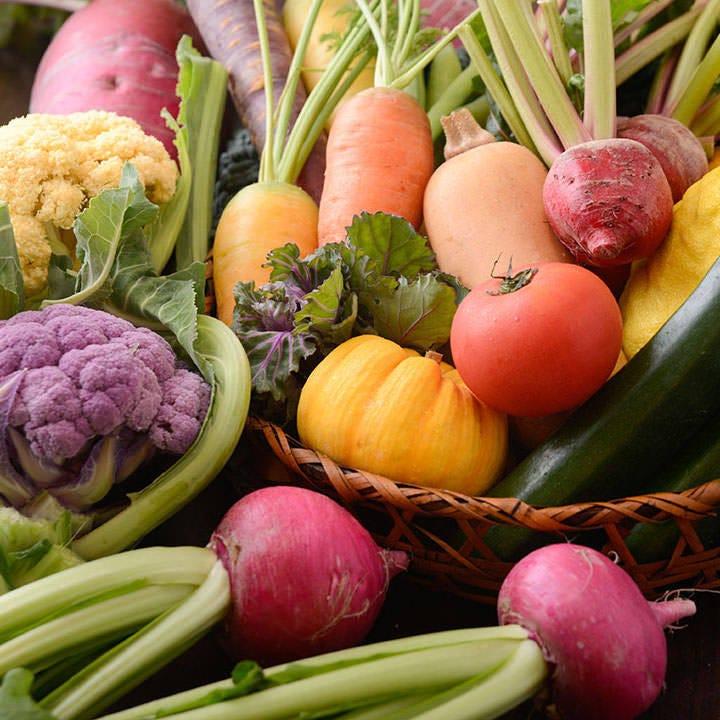 農家さんより直接届く「大和野菜」