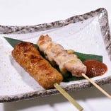 串焼き2種