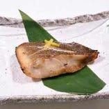 黒メバルの柚庵焼き
