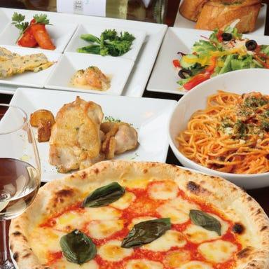 トラットリア・イタリア 文京店 コースの画像